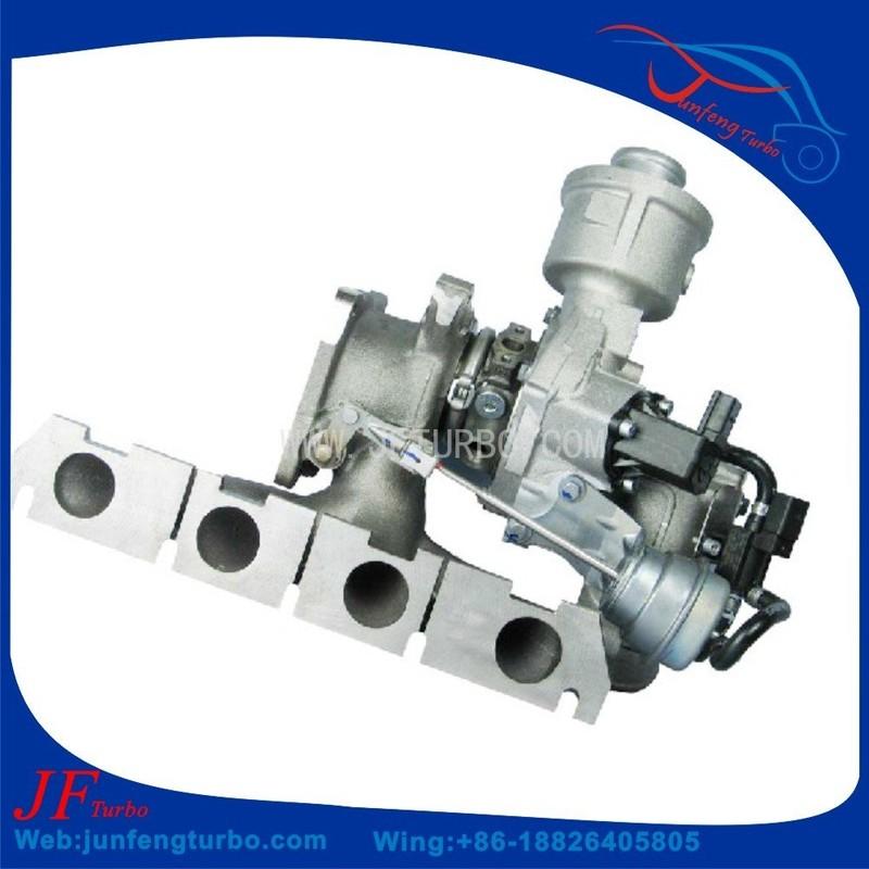 Turbo 53039880106 06D145701D Audi A4 2.0 TFSI, Low Rate